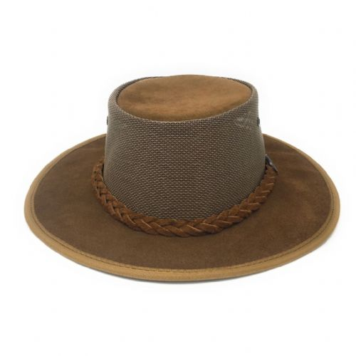 Barmah Suede Cooler Hat 1064 - Hickory